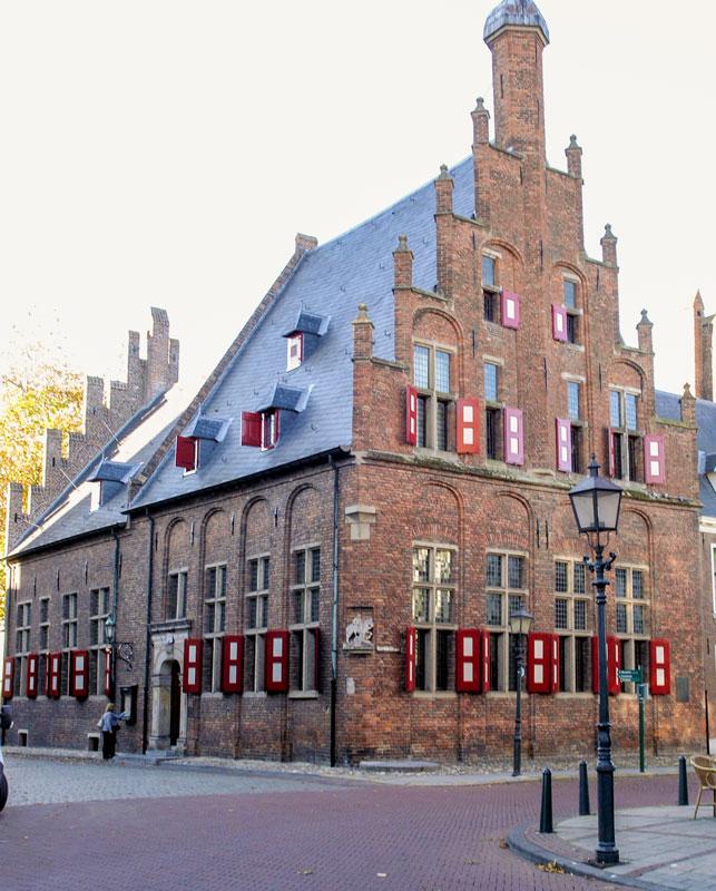 Doesburg Stadhuis (schepenhuis)