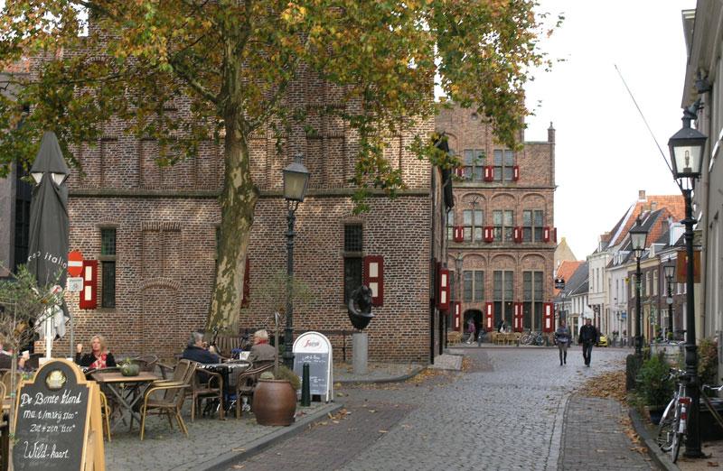Vischmarkt Doesburg